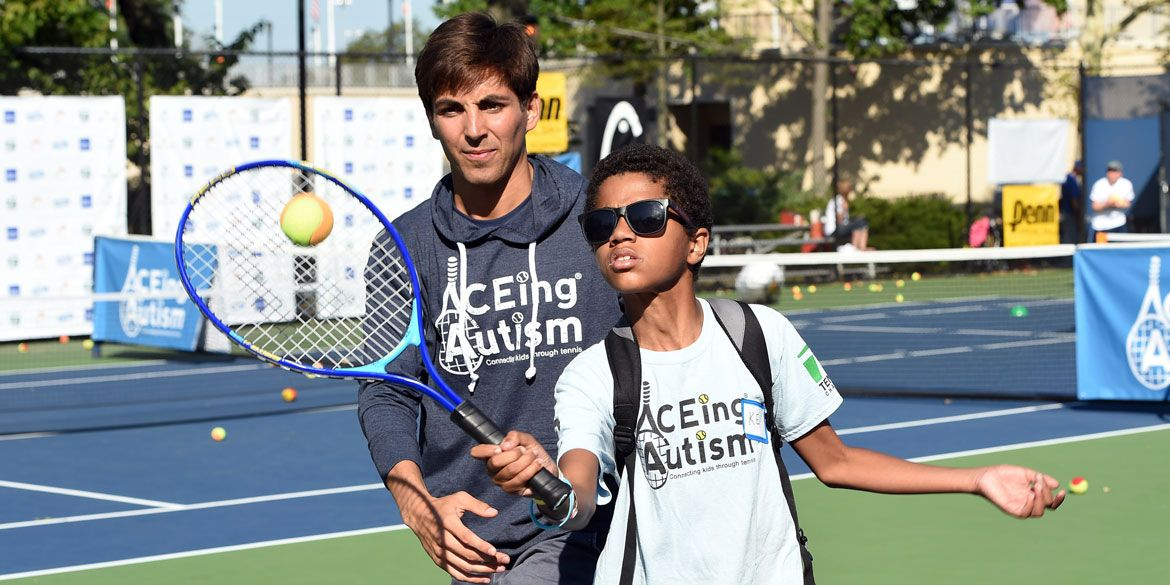 <h2>GET STARTED:</h2> <h1>ADAPTIVE TENNIS</h1>