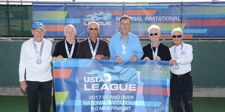 2020 Usta New England Sectional Events.Usta League 65 Over Invitational Usta