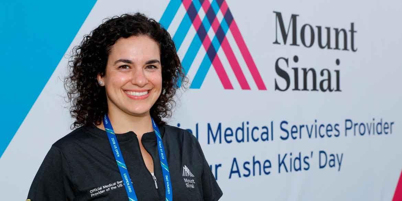 <h2>Mount Sinai Health Tip:</h2> <h1>Maximize Performance</h1>