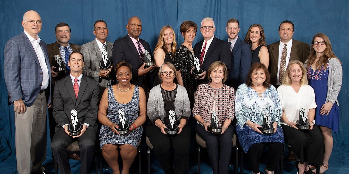 2019 Annual Meeting Awards