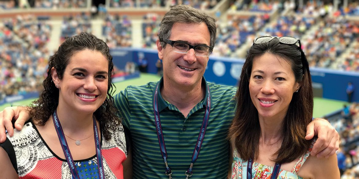 Mount Sinai Health Tip: At the US Open