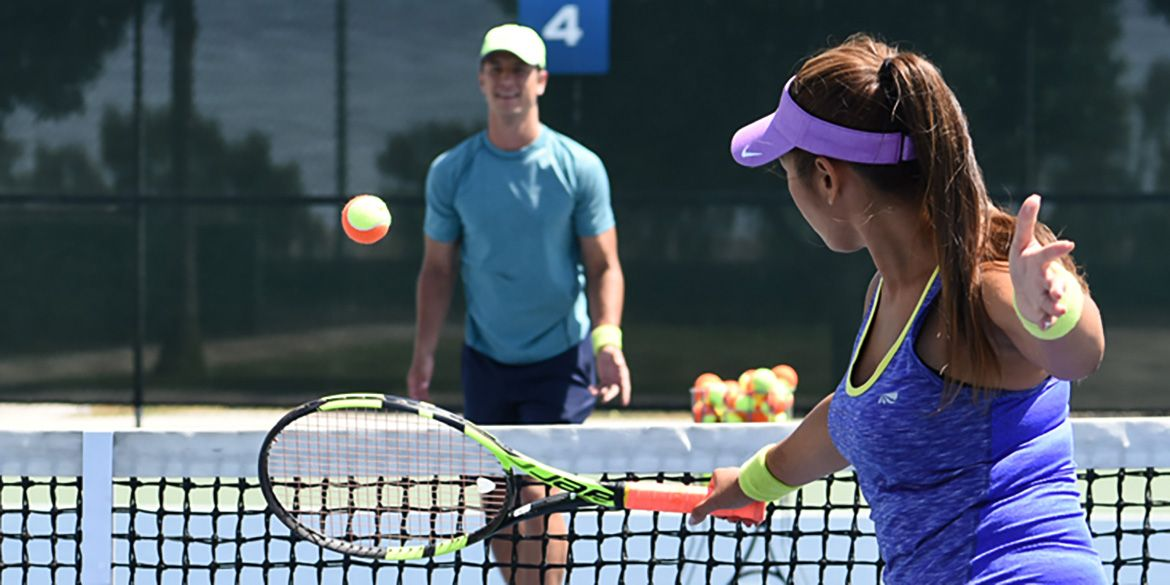 How To Train Tennis Players As A Coach