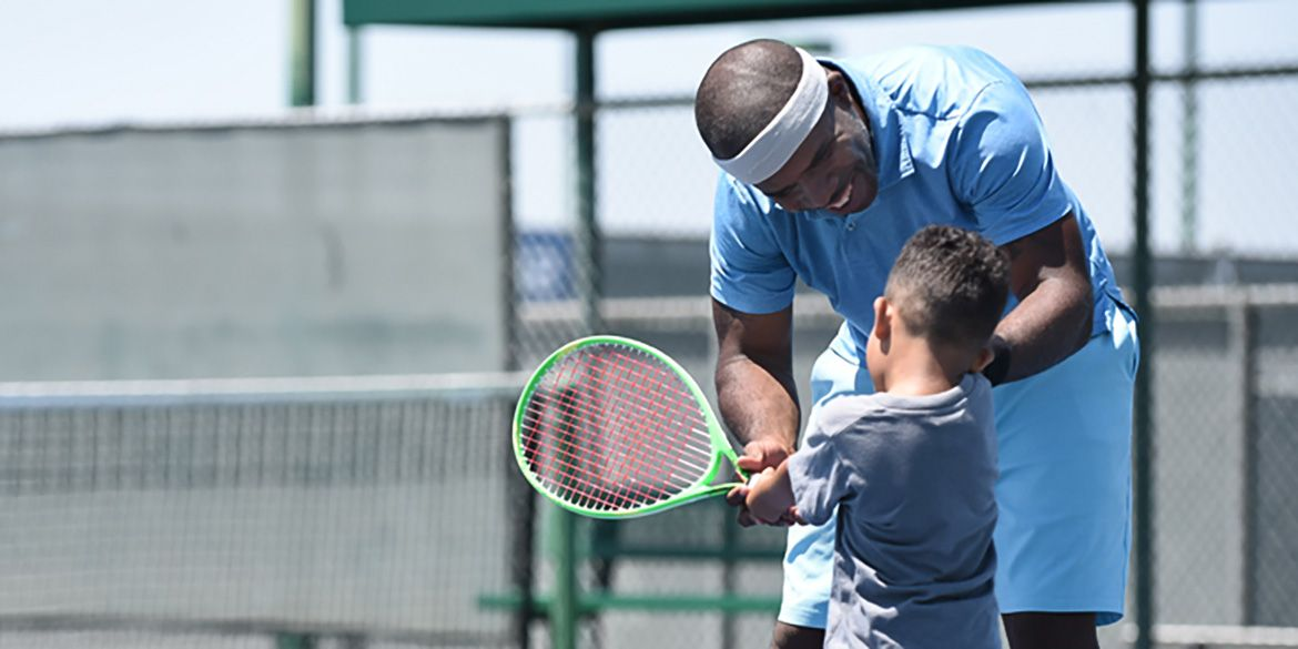 Getting Started In Coaching Tennis