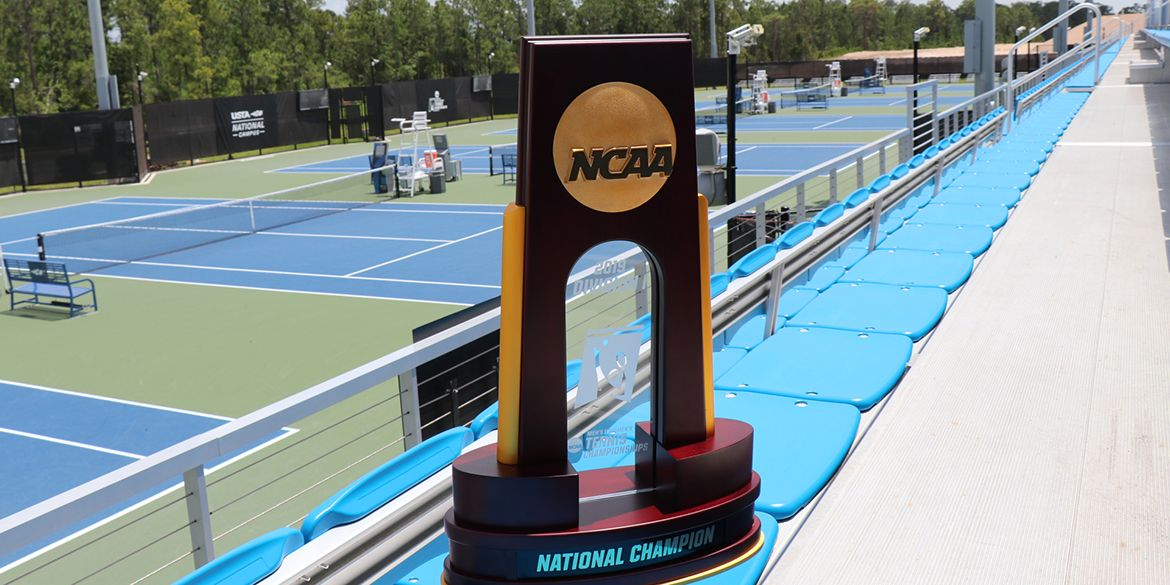 <h2>NCAA Championships canceled,</h2><h1>Tennis Channel/USTA Top 25 halted</h1>