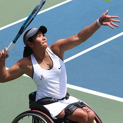 In honor of National Mobility Awareness Month in May, USTA.com is  highlighting members