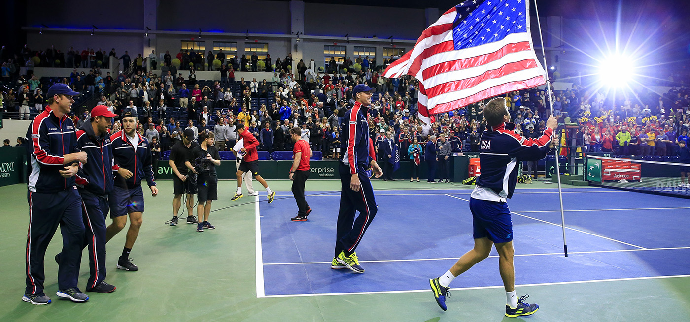 DAVIS CUP SEMIS NEXT FOR