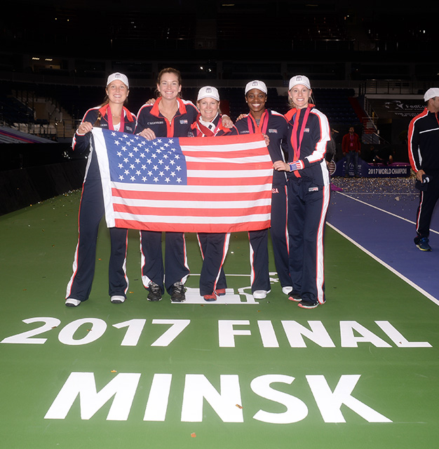Team USA Wins 2017