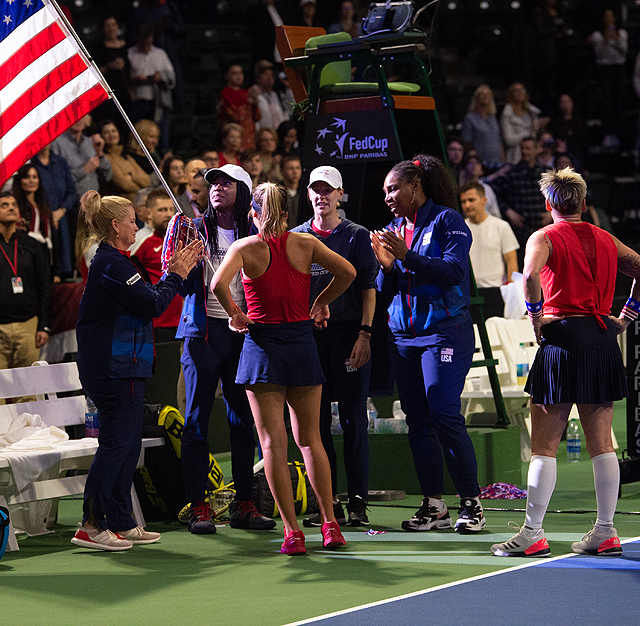 Fed Cup Renamed for