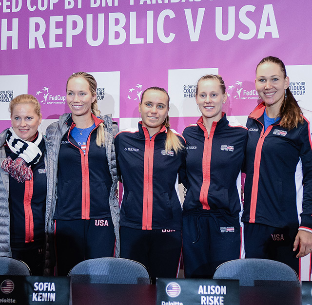 Follow Team USA at the 2018