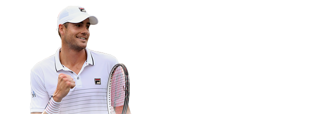 En 2012, John Isner venció al N.º 3 del mundo Roger Federer en la primera ronda del Grupo Mundial en Suiza en el primer partido de individuales de Isner en vivo. Fue la primera vez que Federer perdió contra un estadounidense en arcilla desde 1999.