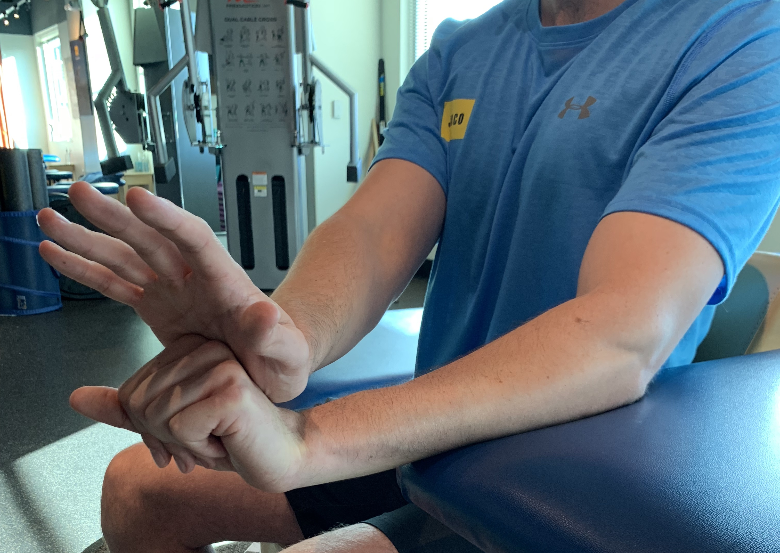 How To Rehab Your Tennis Elbow