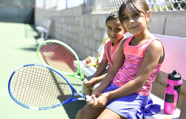 Future Tennis Champions Events