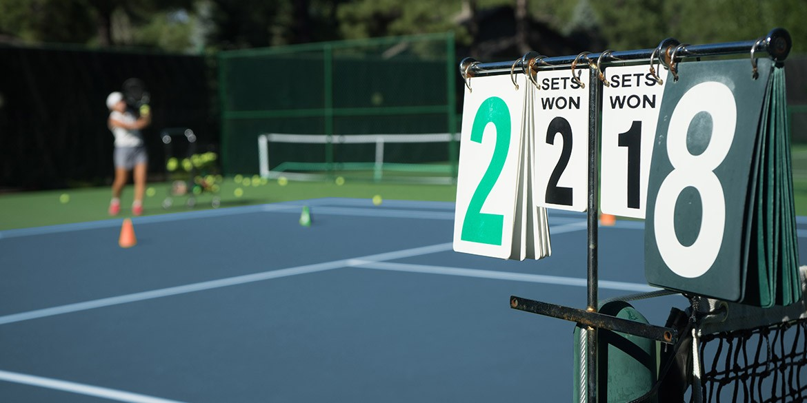 Tennis Safety: Facilities