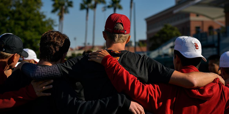 USC Masculino ' s Tenis vs. Stanford